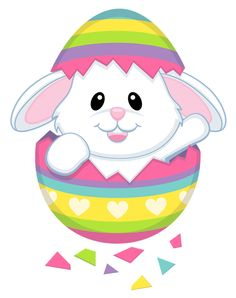 236x298 Cute Easter Bunny Clipart