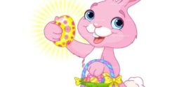 272x125 Easter Bunny Happy Easter Clip Art Free Bunny Eggs Clipart Pics