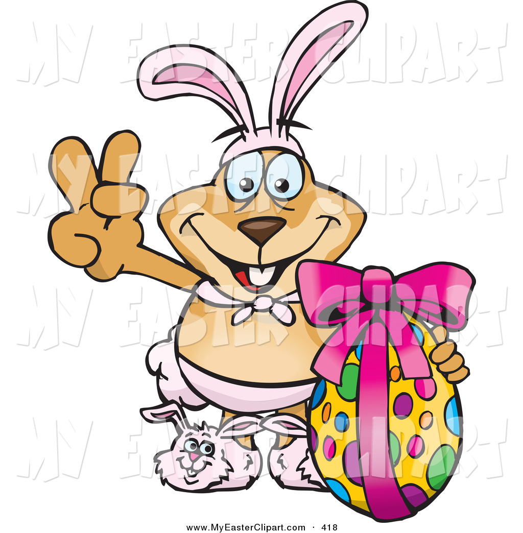 1024x1044 Royalty Free Stock Easter Designs Of Bunny Rabbits