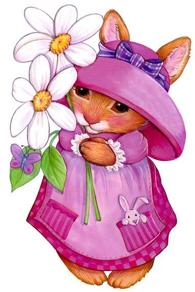 383x573 271 Best Clip Art ( Spring Easter) Images Colors