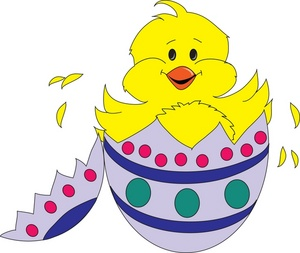 300x253 Easter Clipart Image