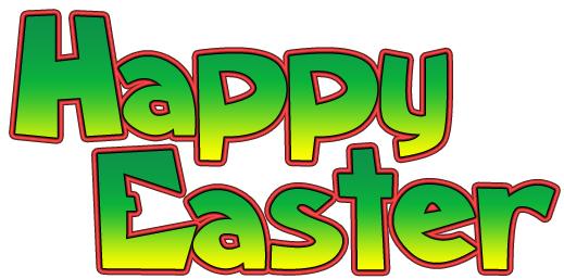 519x257 Easter Sunday Clip Art