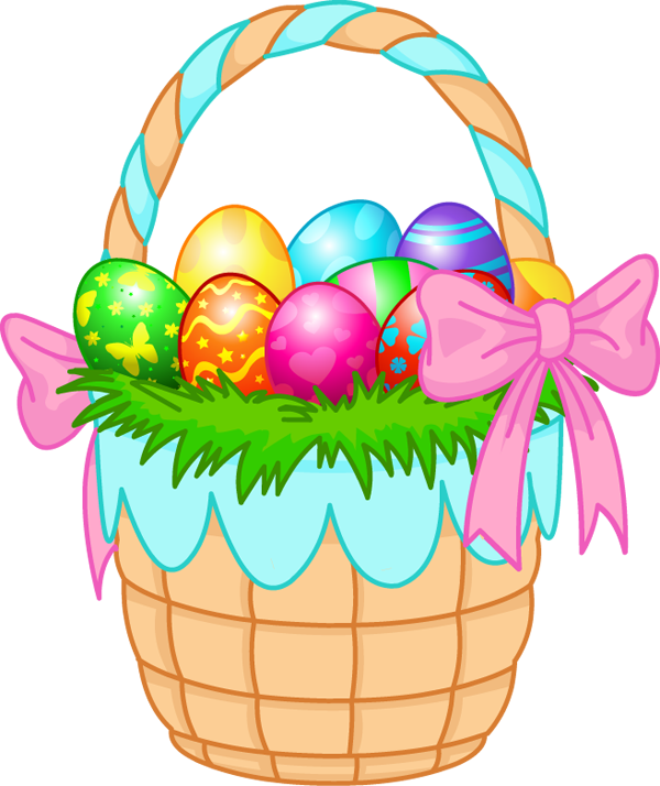 600x714 Easter Cross Clipart