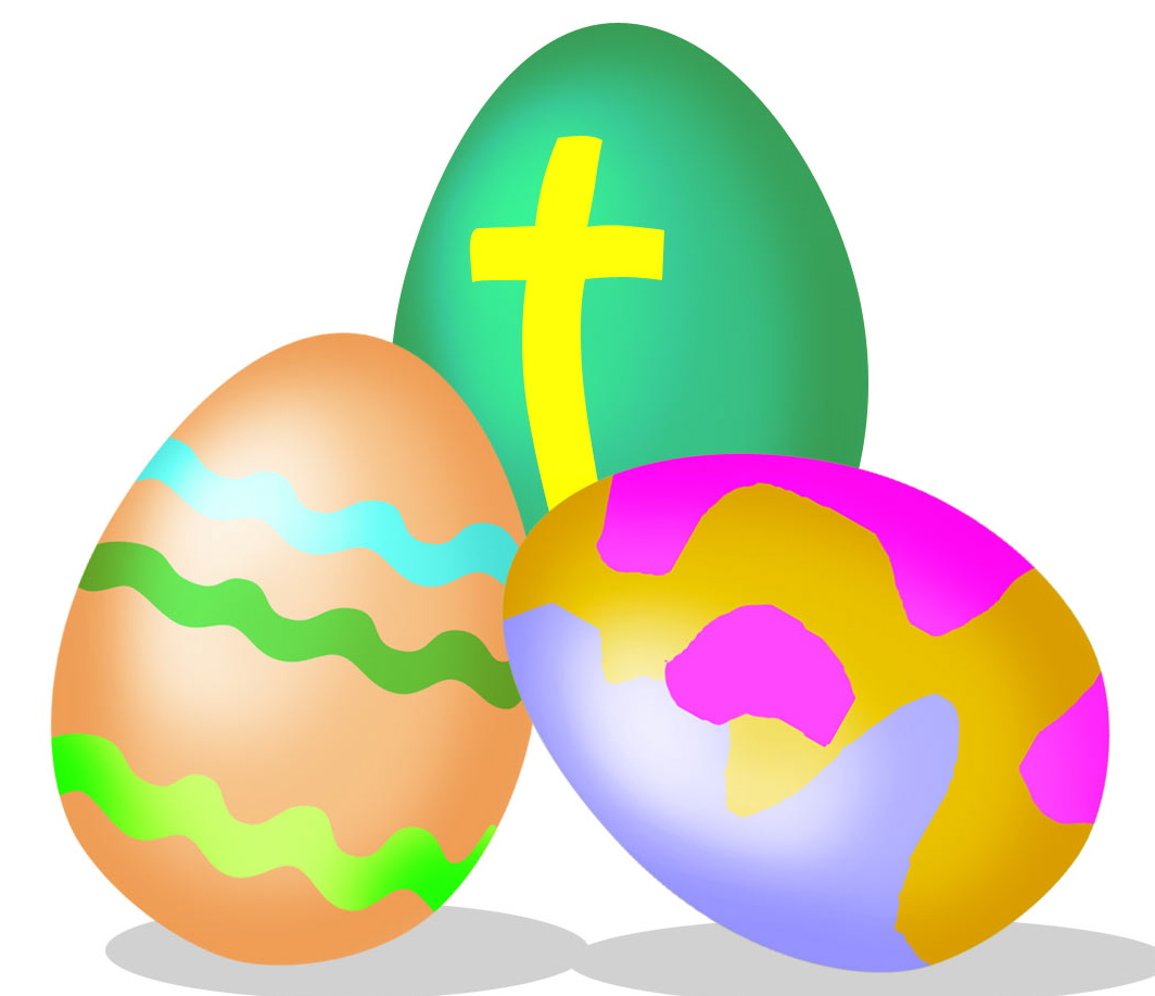 1064x917 Annual Easter Egg Hunt Clipart