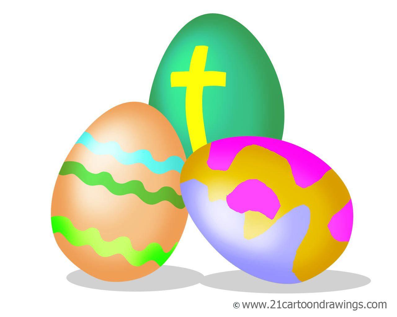 1280x1024 Easter Cross Clipart