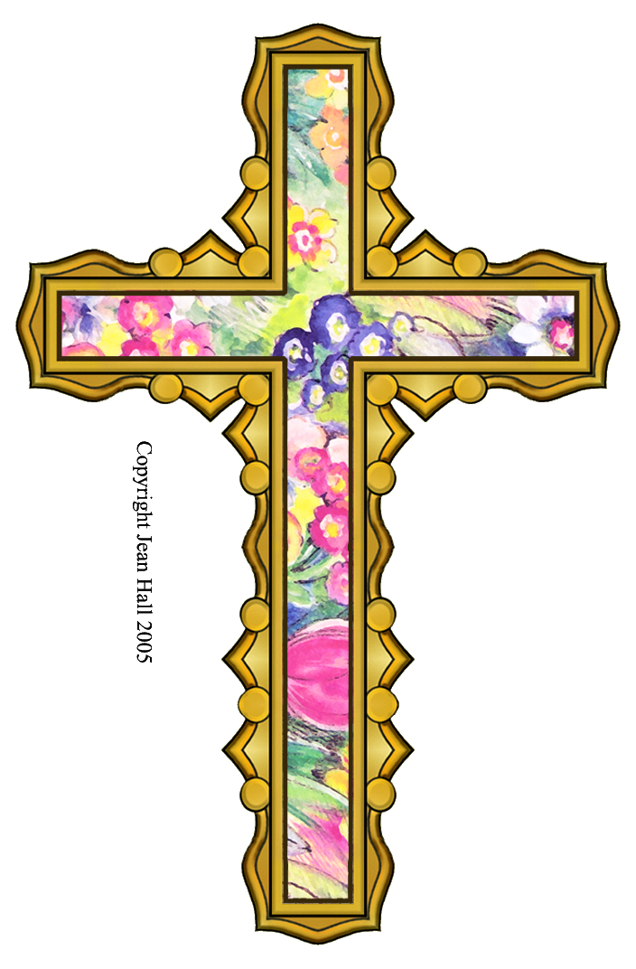 704x1072 Easter Cross Images