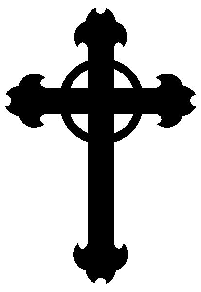 413x600 Easter Cross Silhouettes Happy Easter 2017