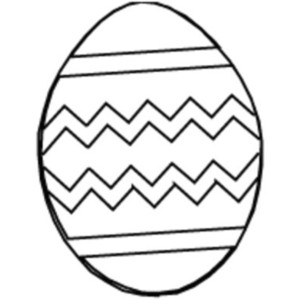 300x300 Egg Clipart Template