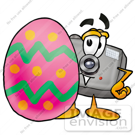 450x450 Royalty Free Easter Egg Stock Clipart Amp Cartoons Page 1