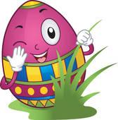 168x170 Easter Egg Hunt Clip Art Many Interesting Cliparts