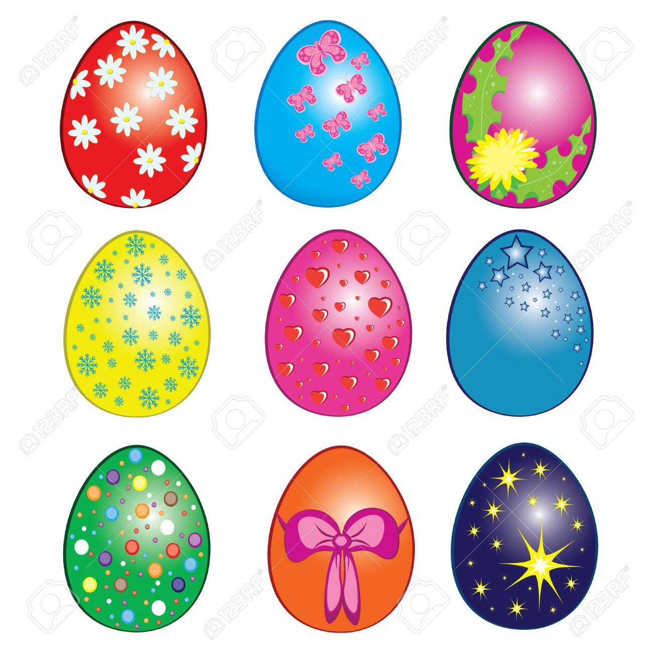 1300x1300 Gold Clipart Easter Egg