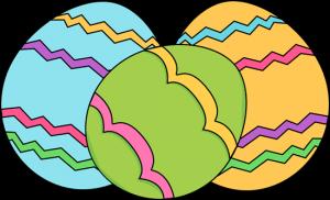 300x182 Easter Egg Clip Art