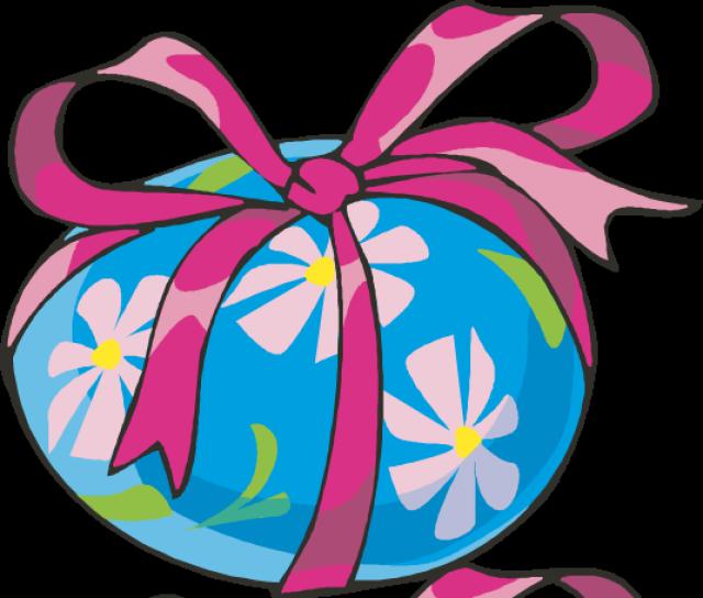 640x544 Easter Eggs Clip Art