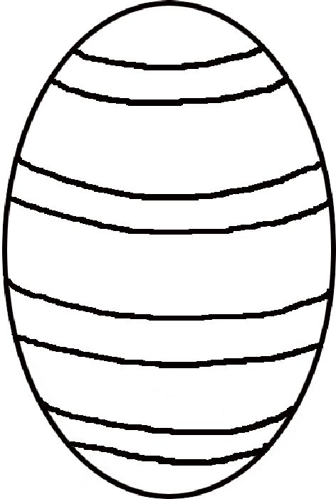 472x702 With Stripes Easter Egg Clipart, Explore Pictures