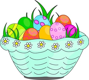 300x270 Easter Cartoon Clipart