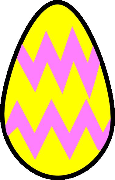 378x594 Easter Egg Clip Art Free Vector 4vector