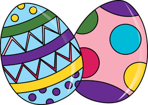 300x213 Easter Egg Happy Easter Clip Art Free Bunny Eggs Clipart Pics