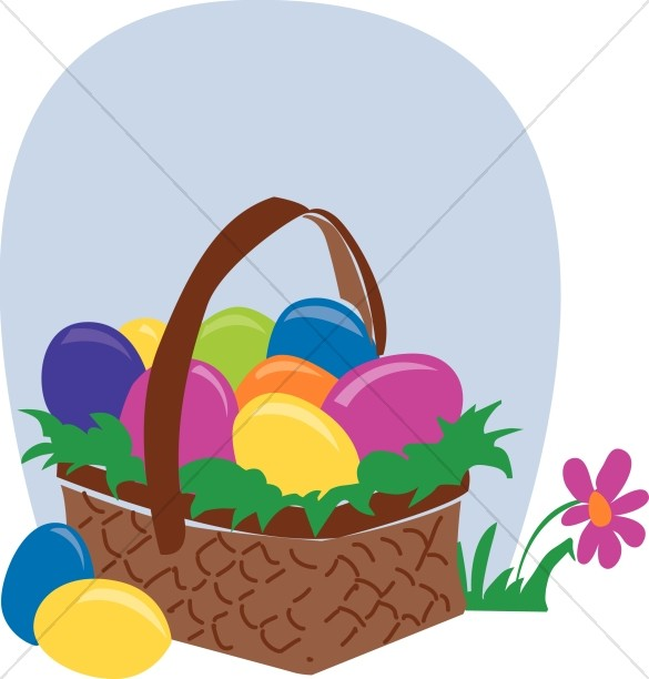 585x612 Easter Egg Clipart, Easter Egg Graphics, Easter Egg Images