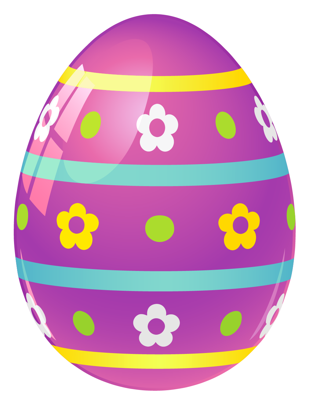 1025x1311 Purple Easter Egg With Flowers Png Pictureu200b Gallery Yopriceville