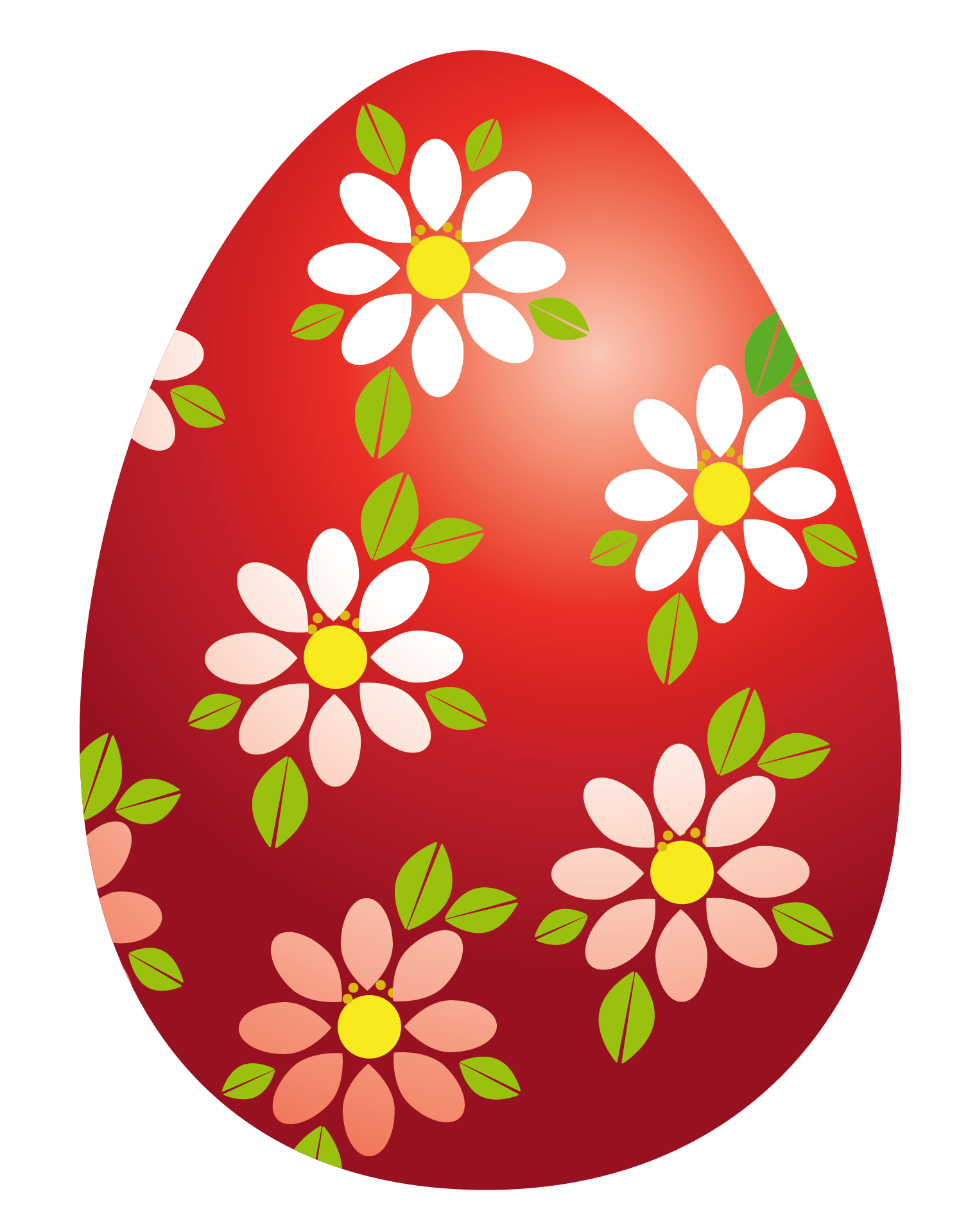 1494x1919 Easter Flower Clip Art Cliparts