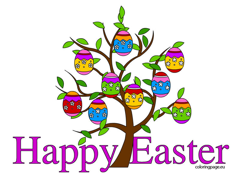 808x595 Free Happy Easter Clip Art Many Interesting Cliparts