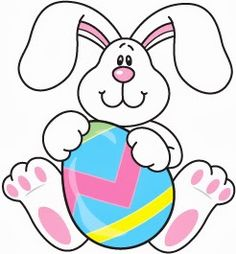 236x254 Cute Clipart Easter Bunny
