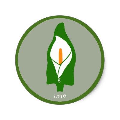 400x400 Sinn Fein Sticker