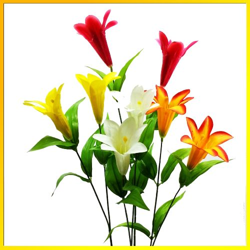 500x500 Akusesowaaru Rakuten Global Market Two Wheeled Easter Lilies