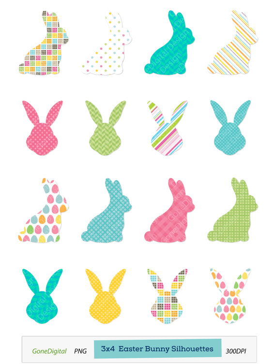 570x752 Easter Bunny Silhouette Clipart, Easter Bunny Clipart, Bunny Clip