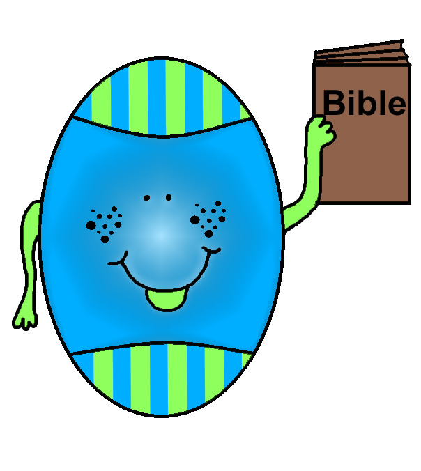 604x676 Easter Clipart