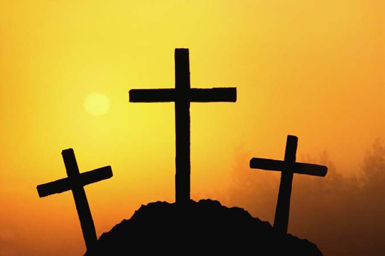 1351x900 Religious Cross