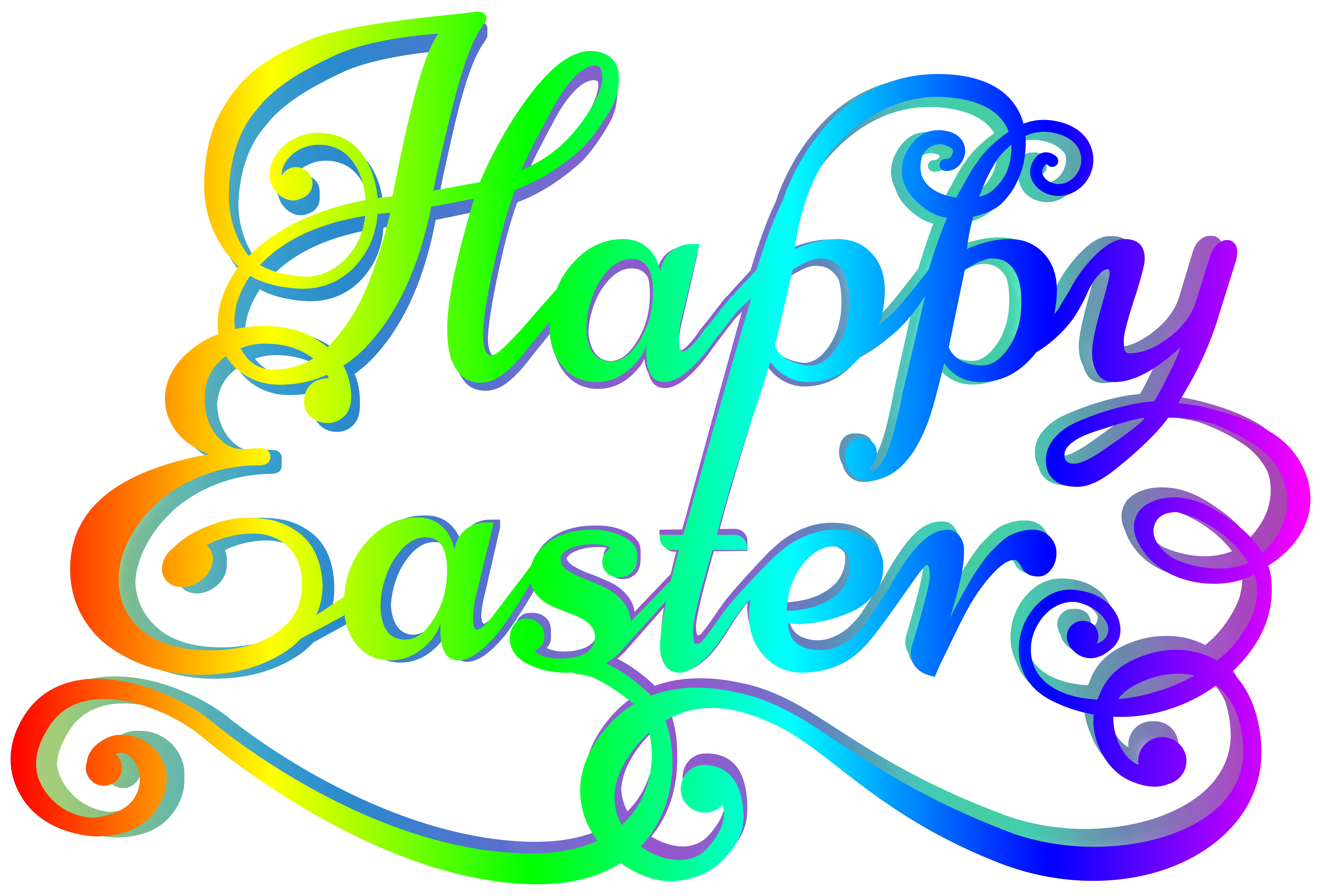 8130x5514 Free Happy Easter Clip Art Many Interesting Cliparts