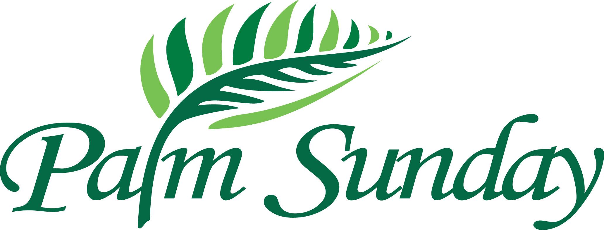 2065x788 Free Palm Sunday Clipart