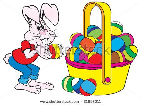 450x337 Easter Egg Clip Art