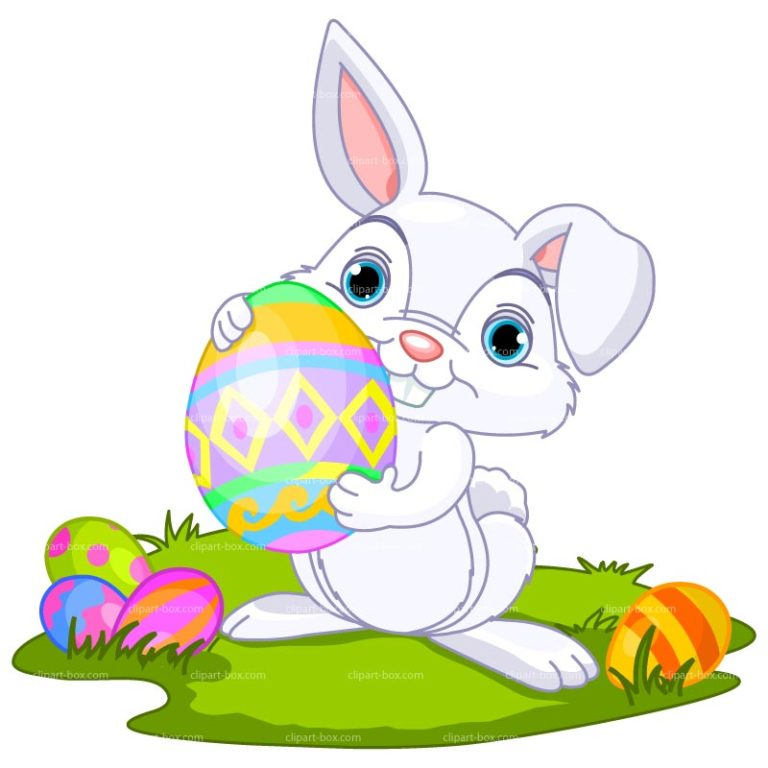 768x768 Easter Bunny Pictures, Coloring Pages, Drawings, Images 2017
