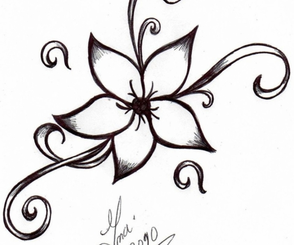 600x500 Gallant Easy Drawing Designs Decoration Easy Drawing Designs Easy