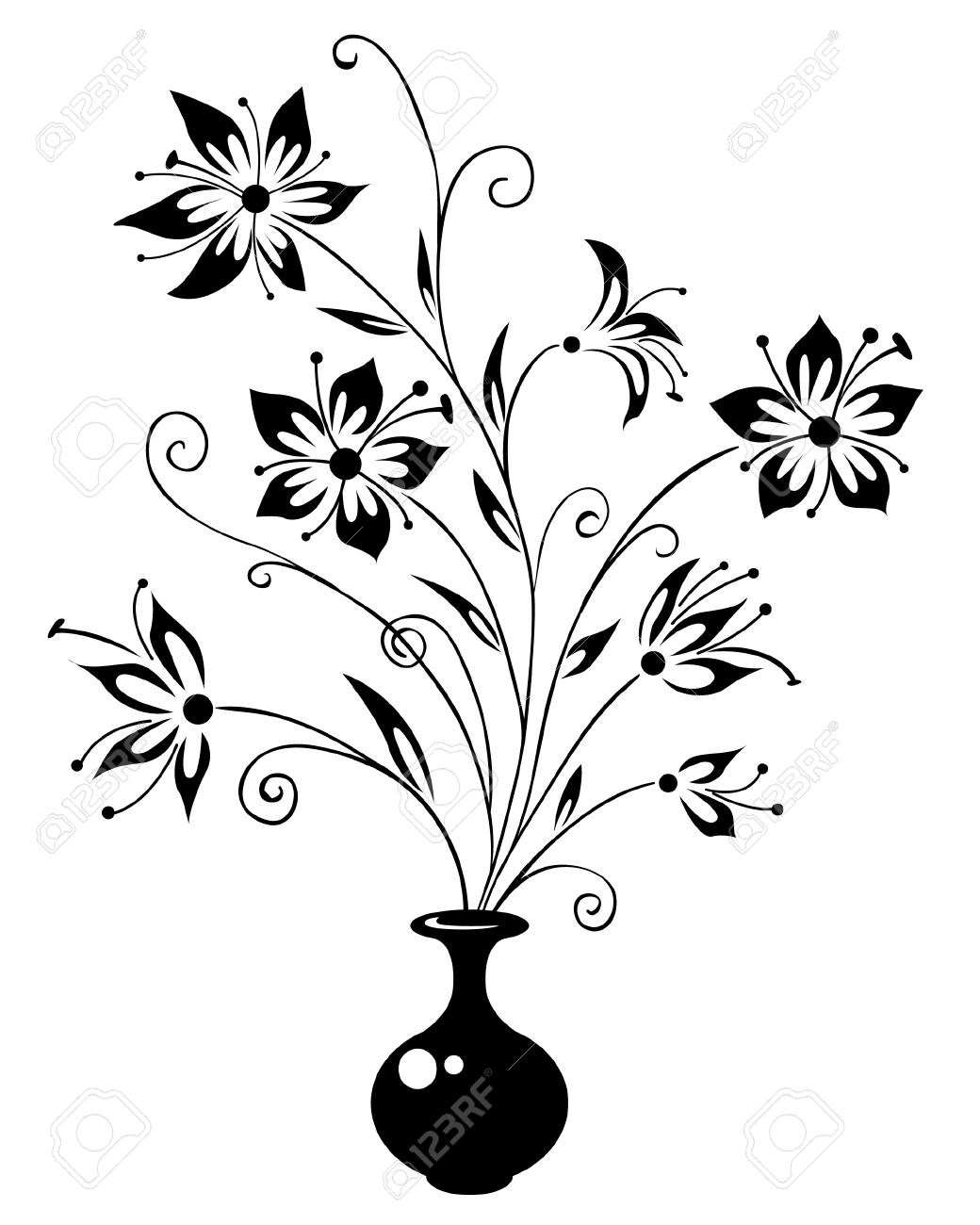 1040x1300 Easy To Draw Flowers. Elegant How To Draw Flowers Screenshot
