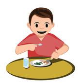 167x170 Eat Dinner Clip Art