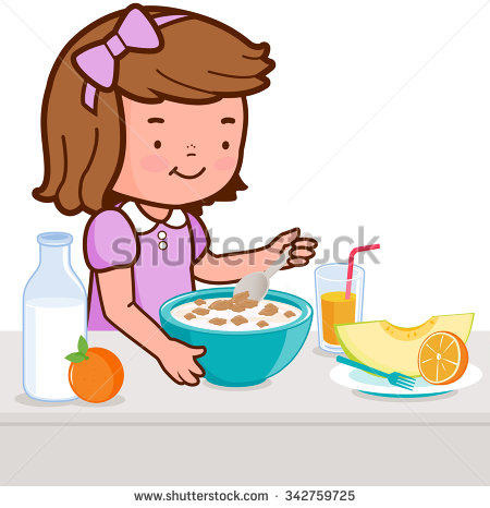 450x466 Eating Breakfast Clipart Many Interesting Cliparts