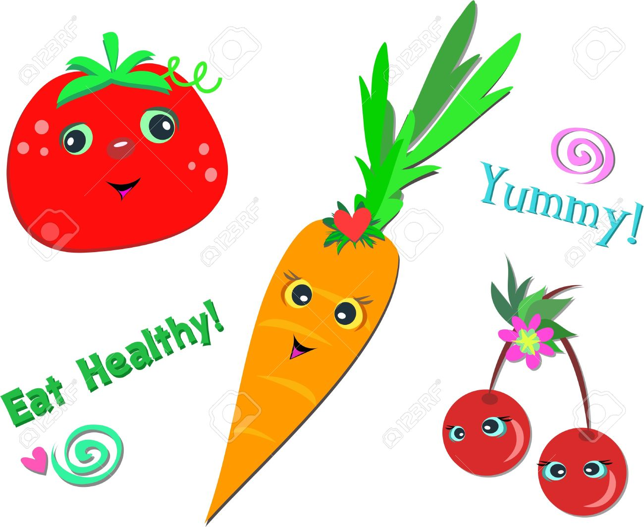Eat Healthy Clipart | Free download best Eat Healthy Clipart on