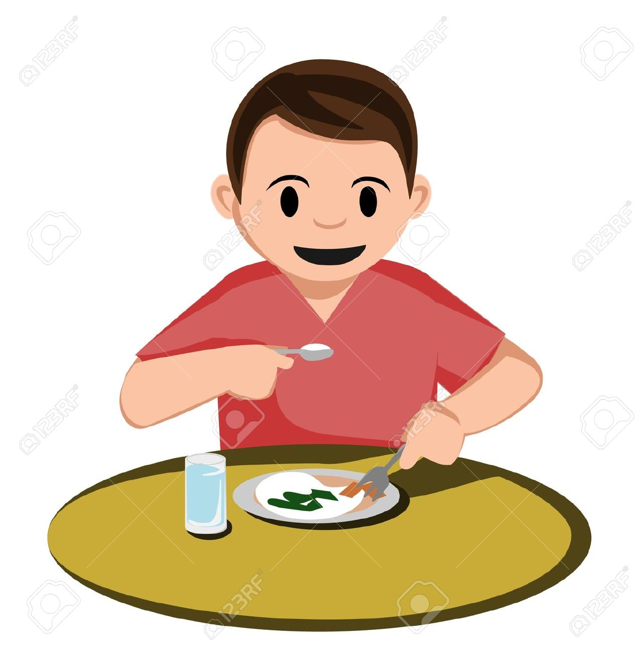 1271x1300 Snack Clipart Healthy Boy