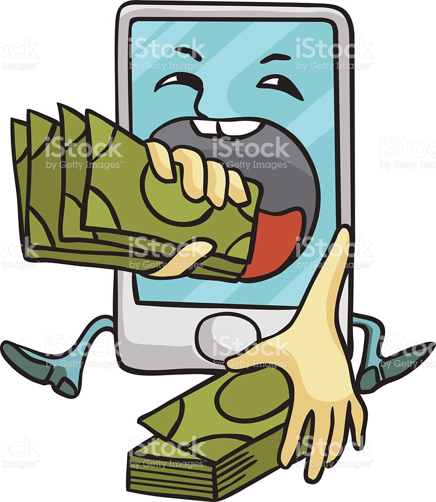 889x1024 Smart Phone Eating Clipart, Explore Pictures