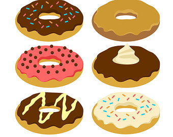 340x270 Donuts Items With Free Pictures Cop Eating Donut Character Wearing