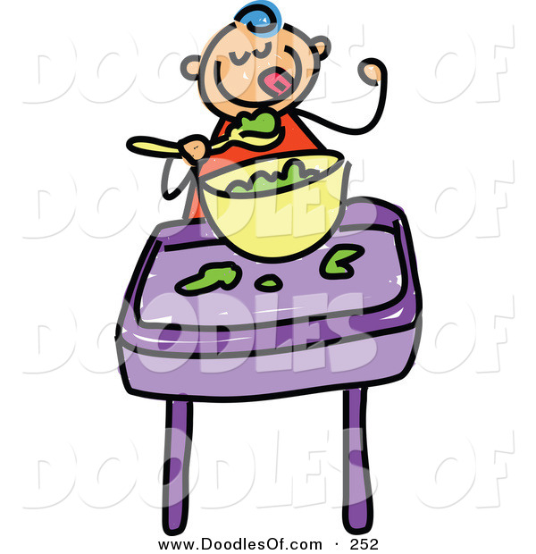 600x620 Baby Food Clipart