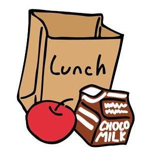 300x316 Lunch Clipart Out To Lunch
