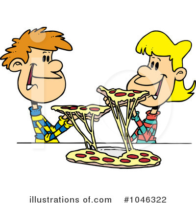 400x420 Eating Clipart Eating Pizza Clipart