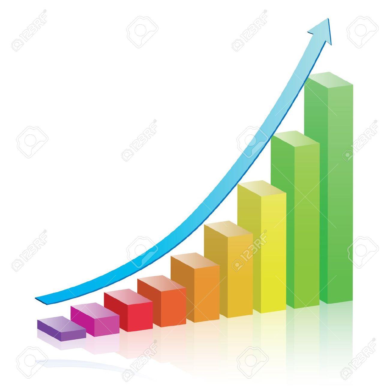 1300x1300 Chart Clipart Economics Graph