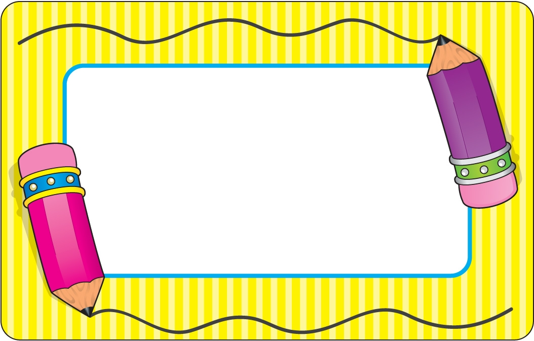 1054x673 Education Clipart Borders