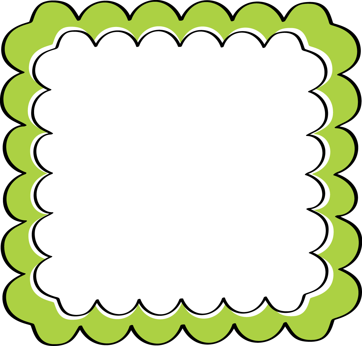 1222x1168 Health Related Border Cliparts 220365