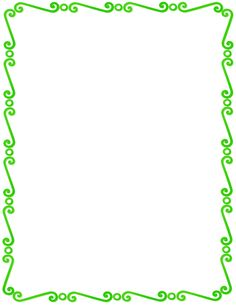 236x305 Math Page Border Clip Art